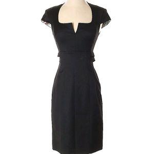 TED BAKER LONDON Sheath Side Buckle Dress